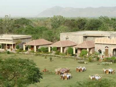 Pushkar Bagh Resort Package from thepushkarbaghresort