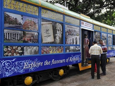 Ac Tram Ride heritage Tour from railtourismindia