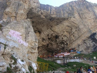 Amarnath Yatra 2013 tour from trail blazer vacations