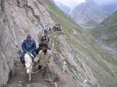 Amarnath Yatra Tour Package from Travel masti