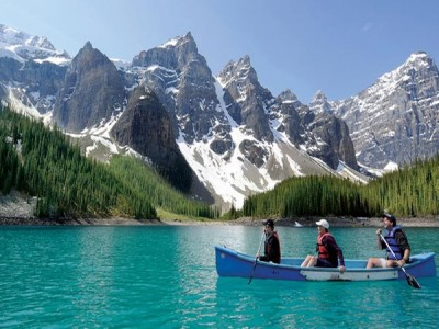 Canadian Rocky Mountains by Rail & Motor coach from keywesttravelandtours