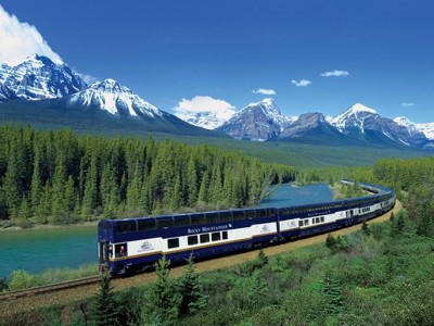 Canadian Rockies Rail Tours from keywesttravelandtours