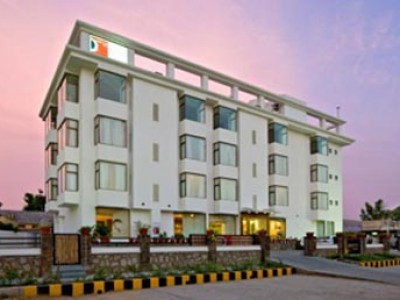 Clarks Inn Hotel in Alwar Package from groupon