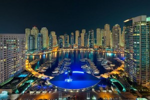 Drizzling Dubai Tour Package from thomas cook