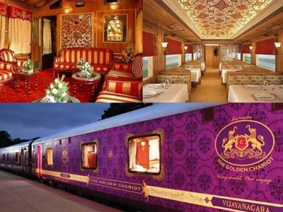 Pride of the South Luxury Train Tour from arzoo
