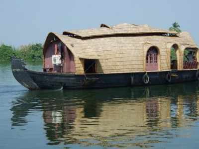 Kerala Backwater Cruise at Fragrant Nature from groupon