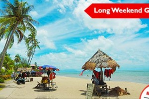 Long Weekend Getaways from flightshop