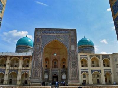 Uzbekistan scheduled tour in 2013 from advantour