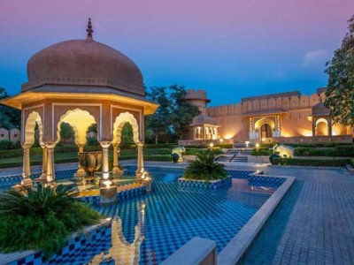 The Oberoi Rajvilas Jaipur Package from cox and kings
