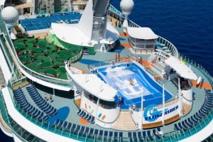 Celebrate New Year onboard the Royal Caribbean Cruise from groupon