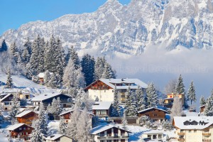 Drizzling Switzerland Travel Package from thomas cook