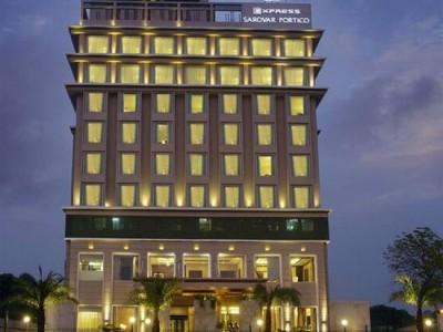 Express Sarovar Portico Surajkund Package from Groupon
