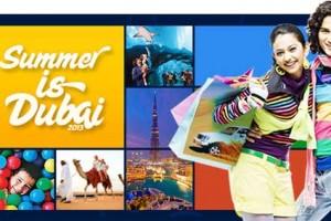 Summer Holidays 2013 in Dubai offer from ezeego1