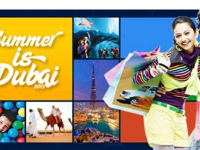 Summer Holidays 2013 in Dubai offer from ezeego1
