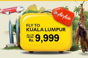 FLY with Air Asia this festive season to Kuala Lumpur