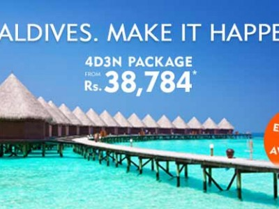 Maldives Five Star hotels Package from Expedia