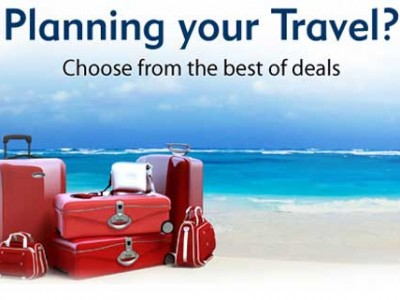 Flat Rs.600 Off on Domestic Flights offer from expedia