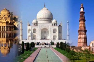 Super Deluxe Golden Triangle Tour Package By Aircosta