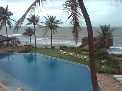Goa Vivanta by Taj – Fort Aguada Hotel Package from flightshop