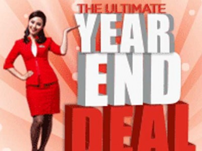 The Ultimate Year-End Sale from airasia