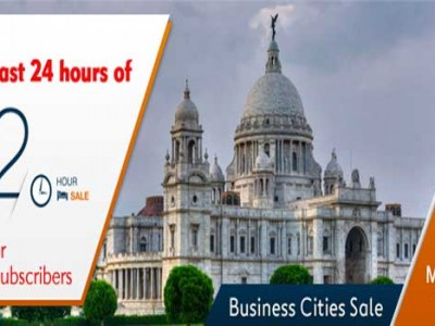 72 Hours Sale on Domestic Hotels offer from Expedia