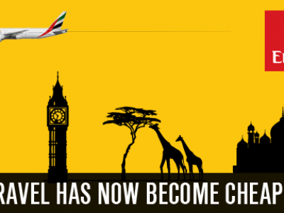 Discount on Emirates flights booking with Cashback offers from Cleartrip