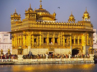 Delhi – Amritsar Tour Package From railtourismindia