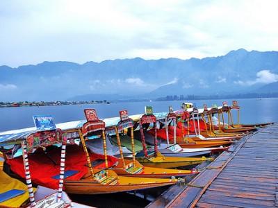 Kashmir Tour Package From railtourismindia