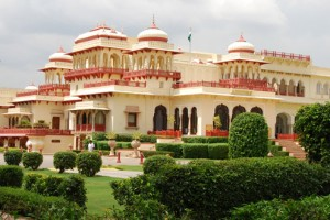 Taj Rambagh palace, Jaipur Tour Package From Tui
