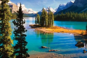 Canadian Rockies with Alaska Cruise Package from SOTC