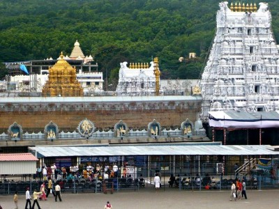 Tirupati Tour Package From AP SMPRK KRANTI