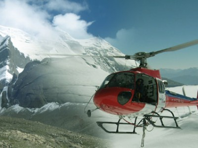 Kailash Mansarovar Yatra by Helicopter From Temple Yatri