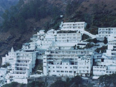 Maa Vaishno Devi Travel Package From gotokashmir