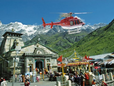 CharDham Yatra by Helicopter From ushadestinations