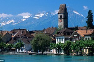 Switzerland With Dubai Package From Aeronet Holidays