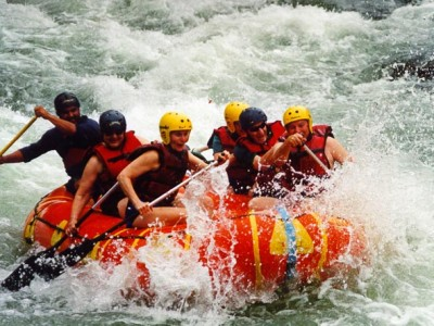 Rishikesh White Water Rafting Package From HI Tours