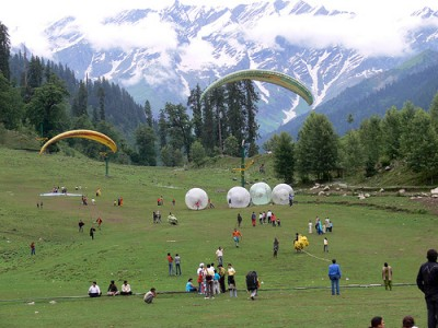 Mesmerising Himachal Tour Package From Bindass Holidays