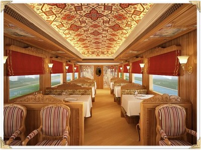 MahaRaja Train Tour Package From Idiscoverindia