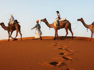 6 Days Thar Odyassey Tour Package From Bindass Holidays