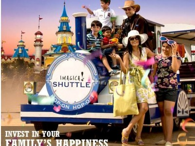 Monsoon Family Fiesta Offer On Imagica Package From adlabsimagica