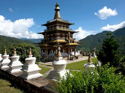 Kingdom Of Himalayas Bhutan Tour Package From Discover India