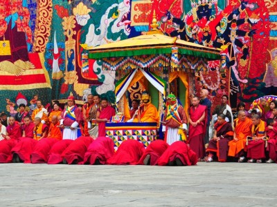 Explore Punakha Festival Tour Package From Discoverindia
