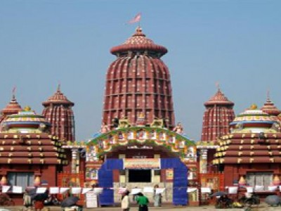 Odisha Temple Tour Package From Via