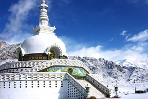 Delight Ladakh Tour Package From Via
