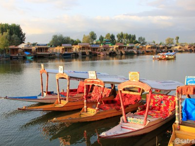 Panaromic Kashmir Tour Package From Thomas Cook