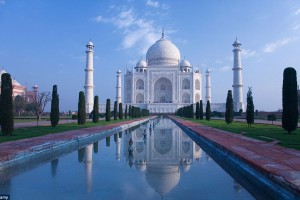 Luxurious Golden Triangle With Taj Hotels by Make My Trip