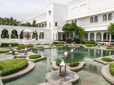 Taj Lake Palace Udaipur Package From Tui