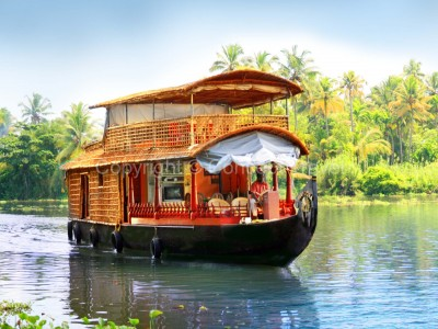Backwater Magic's in Kerala Tour Package From Tui.in