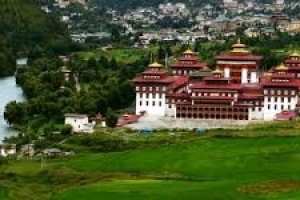"Bhutan Summer Romantic Getaway Package from ""Cox & Kings"""