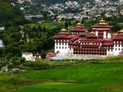 """Bhutan Summer Romantic Getaway Package from """"Cox & Kings"""""""